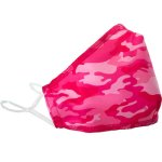 CLEANITSUPPLY.com Camo Girl Adjustable Ear Loop Two-layer Fabric Mask (CISMASK-CG)
