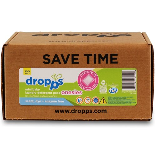 dropps-baby-onesies-mini-detergent-100ct-pac-scent-dye-enzyme-free-drp-052721100118