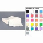 "Converting Inc White Luncheon Napkin - 13"" X 13"" 2 Ply - White - Retail Pack (12/50), 12/Case (FOR-0359)"