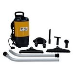 Koblenz BP-1400 Commercial Backpack Vacuum, HEPA, 6 Quart (KOB-00-1186-6)