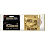Church and DwightTrojan® Magnum® Condom, Latex, Large, 12/BX (670107_BX)