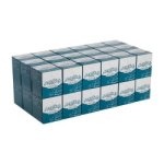 Angel Soft Ultra Professional Series® Facial Tissue, 96/BX (736869_BX)