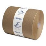 Georgia PacificCormatic® Paper Towel, Paper, 1-Ply, Brown, 6/CS (452363_CS)
