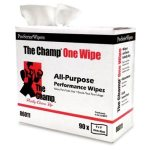 Pro-Series 86011 The Champ Heavy Wipes, 8 Pop-up Boxes, 720 Wipes (MDI-86011)