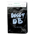 Namco Doggy Do Bags On Hanger, 2000 Bags (2124B)