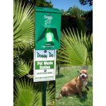 namco-mfg-inc-doggy-do-pet-waste-station-complete-with-pole-2129p