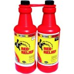Namco Red Relief Stain Remover, 1 Quart, 2 Bottle Pack (3080A)