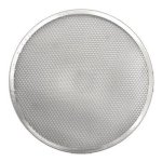 Omcan Products 19-Inch Round Seamless Pizza Screen, Each (16670)