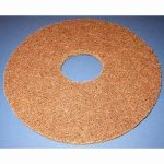 bissell-commercial-12-inch-brown-scrub-pad-bis-437049bg