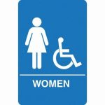 palmer-ada-women-accessible-restroom-sign-white-on-blue-plastic-pfo-is1004-15