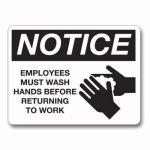 palmer-metal-wash-hands-sign-black-on-white-pfo-is8001-16