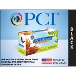 PCI Brand Dell GGCTW 593-BBYP S2830 Black Toner 8.5K Yield (593-BBYP-PCI)