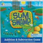 learning-resources-sum-swamp-addition-subtraction-game-ages-4-up-lrnler5052