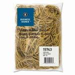 business-source-rubber-bands-size-33-1-lb-bag-3-1-2x1-8-crepe-bsn15743