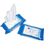"PDI Baby Wipes, Unscented, Latex -Free, 6.6""x7.9"", 80/PK, BE (NICPNCW077233)"