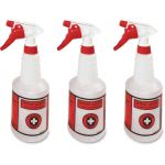 Spray Alert Spray Bottle, Trigger Spray, 3 Bottles (IMP5024SS)