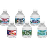 Deer Park Natural Spring Water, 8-oz, 48 Mini Bottles (NLE12255034)