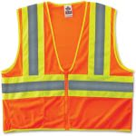 glowear-8229z-class-2-economy-l-xl-orange-two-tone-vest-ego21305