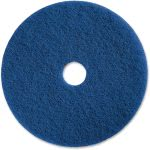 genuine-joe-13-medium-duty-scrubbing-floor-pad-blue-5-pads-gjo90613
