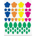 hygloss-floral-shape-stickers-72-pk-ast-hyx18401