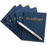 hygloss-students-passport-book-4-1-4x5-1-2-12-pk-navy-hyx32612