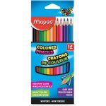 Maped Colored Pencils, Assorted Colors, 12 Pencils (HLX832047ZV)