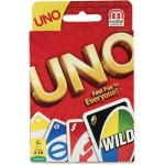 Mattel UNO Card Game, 7 And Up, 108-Card Deck, 1 Each (MTT42003)