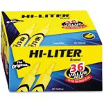 avery-hi-liter-highlighter-12box-ave98208