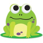 ashley-whiteboard-magnetic-eraser-frog-green-each-ash10021