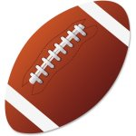 ashley-whiteboard-magnetic-eraser-football-brown-white-each-ash10031