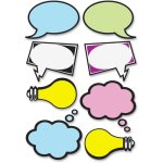 ashley-speech-bubbles-dry-erase-magnets-8pcs-multi-ash10137
