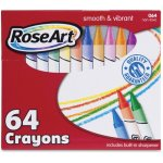 roseart-crayons-w-built-in-sharpener-nontoxic-64-bx-assorted-raicyr96