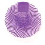genuine-joe-deodorizing-urinal-screen-lavender-fields-12-screens-gjo85156
