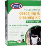 "Urnex Descaling and Cleaning Kit, f/ K-Cup Brewer, 6""Wx2""Lx8""H, NA (WMN703457)"