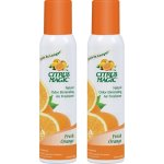 Citrus Magic Air Freshener, Fresh Orange Scent, 12 Fresheners (BMT612172147CT)