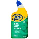 Zep Toilet Bowl Cleaner, Acidic, 32Oz., Blue (ZPEZUATBC32)