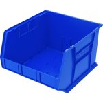 "Akro-Mils AkroBins, Unbreakable, Waterproof, 16-1/2""x18""x11"", Blue (AKM30270B)"