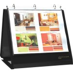 lion-ring-binder-easel-3-4-cap-horizontal-11x8-1-2-black-lio40008bk