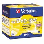 verbatim-dvdrw-discs-47gb-4x-w-slim-jewel-cases-pearl-10-pack-ver94839