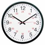universal-24-hour-round-wall-clock-12-3-4-black-unv10441