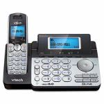 Vtech Two-Line Expandable Cordless Phone with Answering System (VTEDS6151)