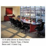 mayline-corsica-conference-series-modular-table-center-leg-sierra-cherry-mlncmtlcry