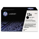 HP 13X, (Q2613X) High Yield Black Original LaserJet Toner Cartridge (HEWQ2613X)