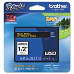 brother-p-touch-tze-standard-laminated-labeling-tape-gold-on-black-brttze334