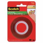 scotch-double-sided-mounting-tape-industrial-strength-1-x-60-clearred-liner-mmm4010