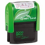 2000-plus-2000-plus-green-line-message-stamp-paid-1-12-x-916-red-cos098370