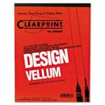 clearprint-design-vellum-paper-16lb-white-8-12-x-11-50-sheetspad-cha10001410