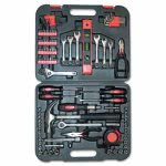 Great Neck 119-Piece Combination Fold-Up Tool Set, 1 Each (GNSTK119)
