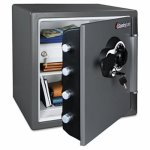 sentry-fire-safe-with-combination-access-123-cu-ft-gray-sensfw123csb