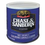 Chase & Sanborn Coffee, Regular, 34 1/2 oz. Can (OFX33000)